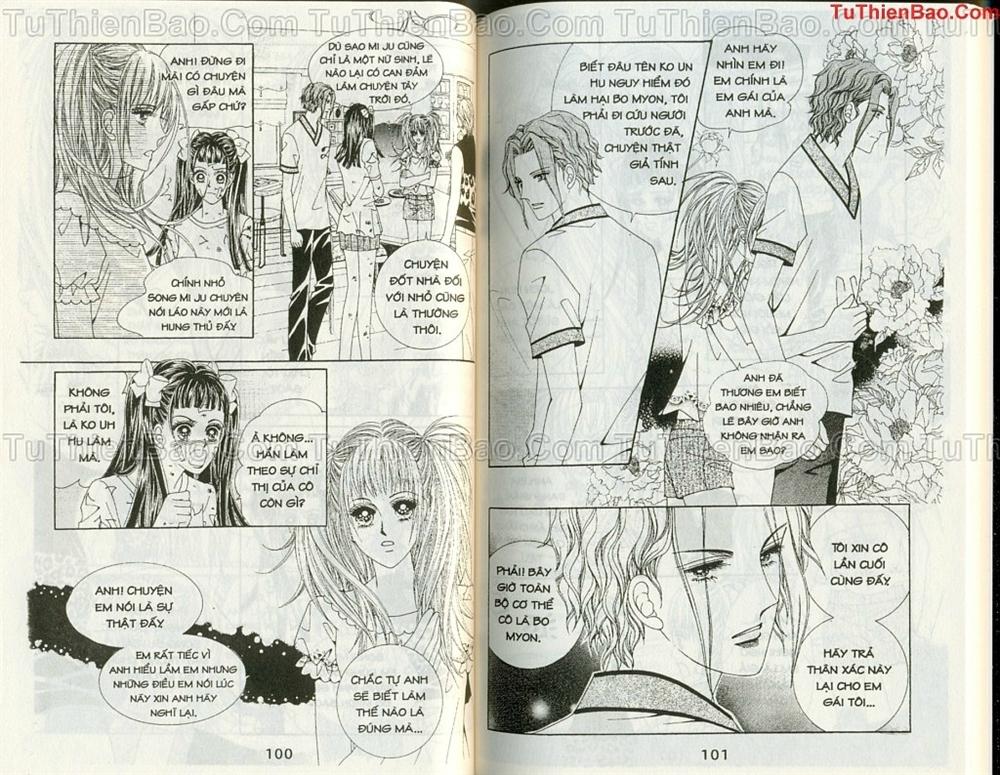 Ma cà rồng hộ mệnh Chapter 10 - Trang 48
