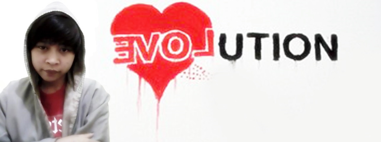 LOVE is EVOLution