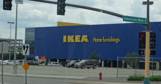 The ikea store in bloomington minnesota for Ikea bloomington minnesota