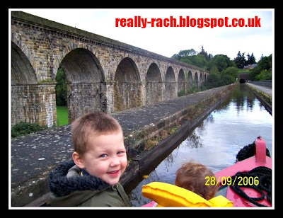 Really Rachel Chirk Aqueduct Viaduct and Tunnel