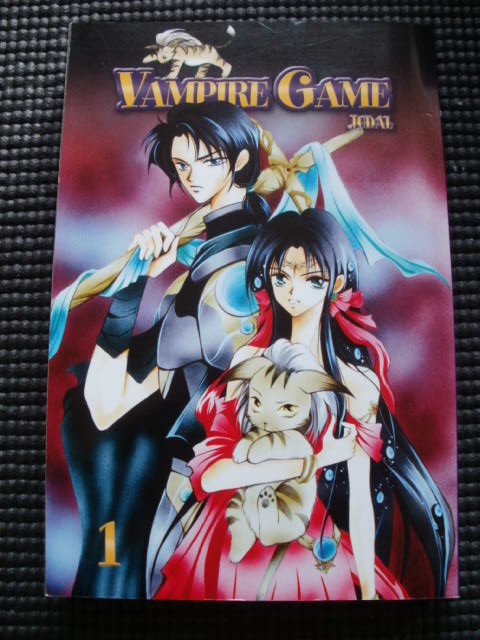 manga bøger
