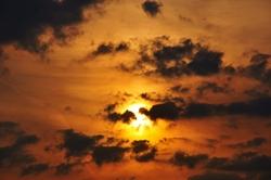 Der Sonne weiße Glut...