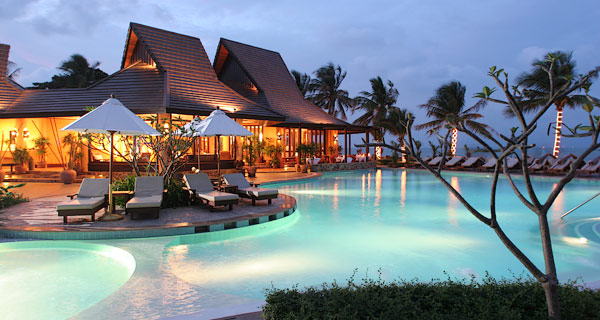 luxury Thailand resort