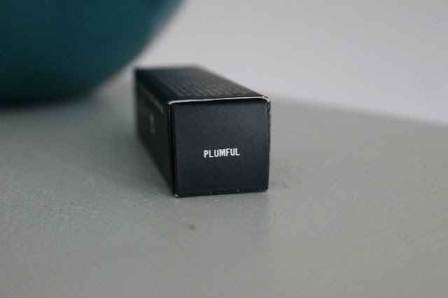 mac plumful lustre lipstick packaging