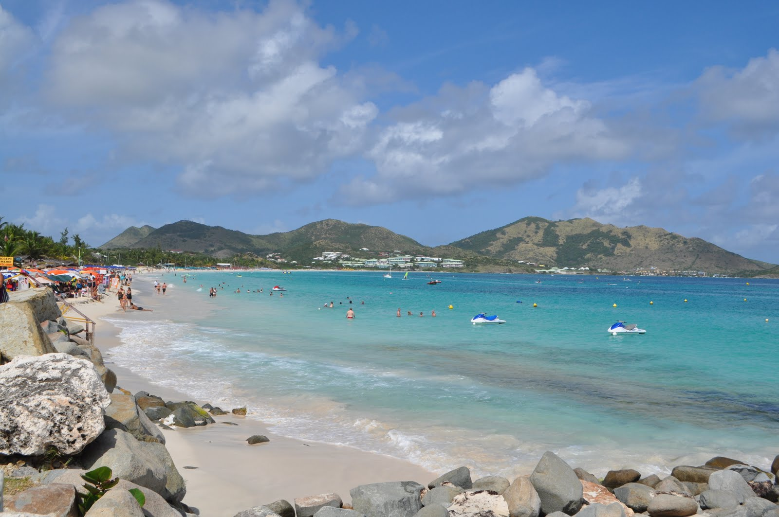 nude beach st maarten