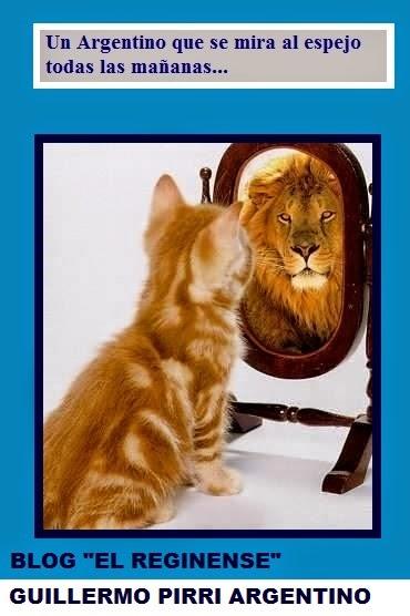 Un Argentino en el espejo...