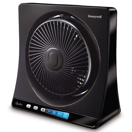 Honeywell QuietSet Table Fan giveaway