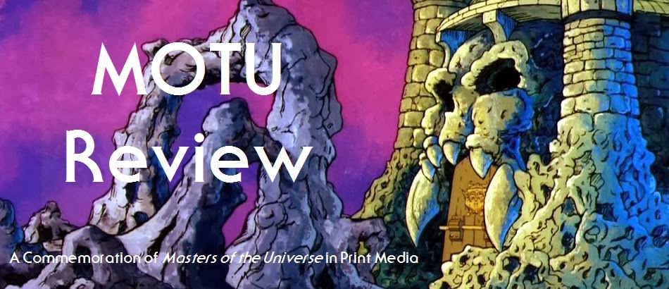 MOTU Review: A Commemoration of Masters of the Universe in Print Media