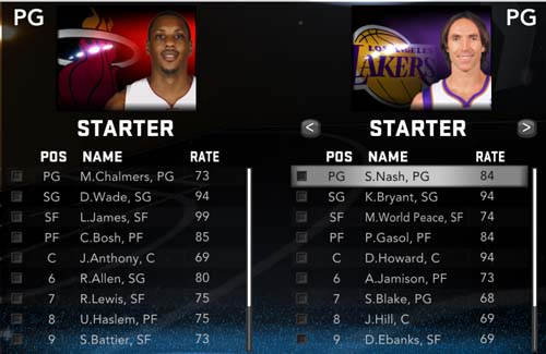 NBA 2K12 Custom Roster Final - Full Edition