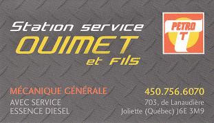 Station service Ouimet