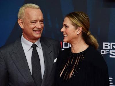 buongiornolink - Tom Hanks «Mia moglie ha battuto il cancro, mi inchino al suo coraggio»