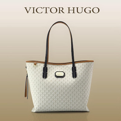 bolsa victor hugo branca