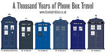 The TARDISes