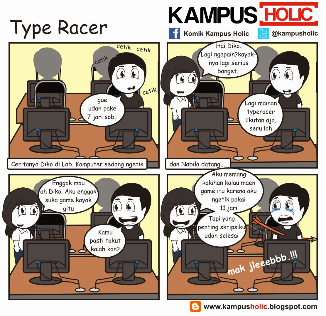 #456 Type Racer