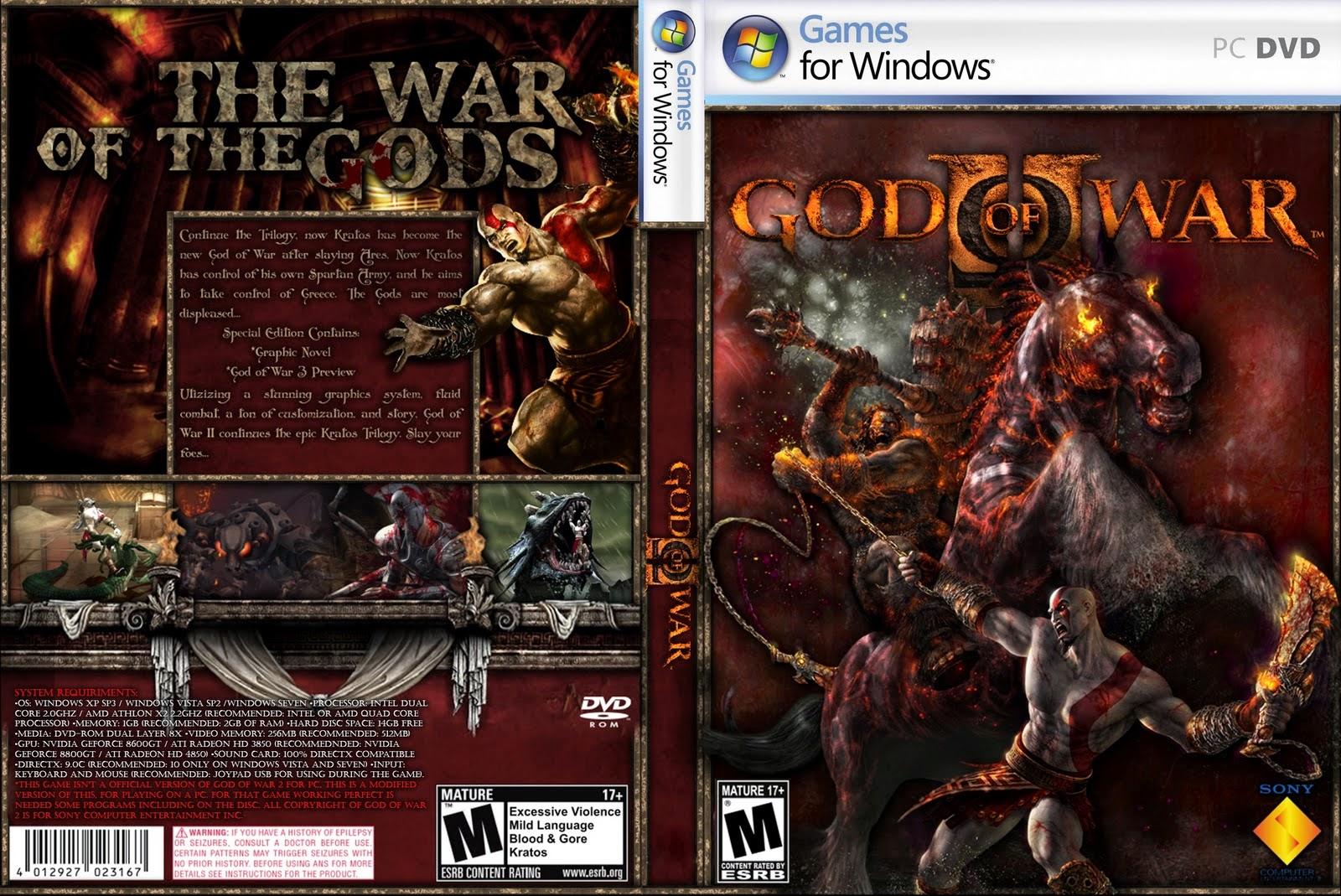 deus da guerra 2