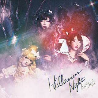 AKB48 ハロウィン・ナイト ジャケット Halloween Night Cover Regular A