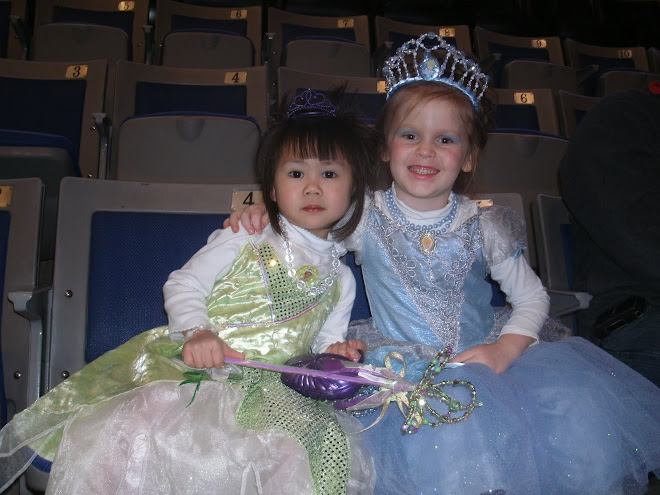 BFF Princesses!