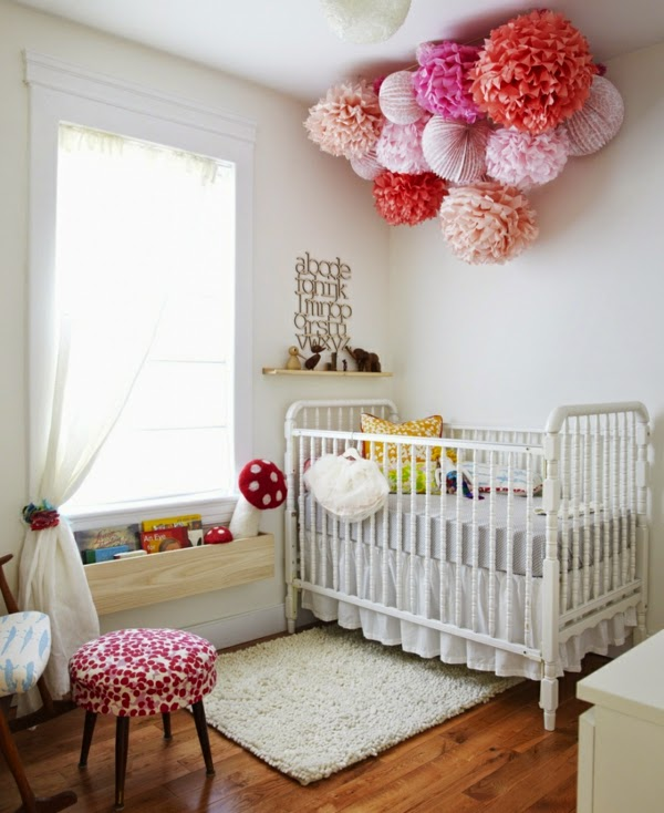 Creative Diy Nursery Decorating Ideas With Simple Steps