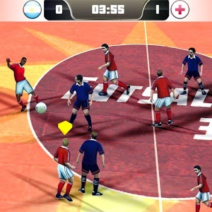 Free Downloat Futsal Football 2 For Android
