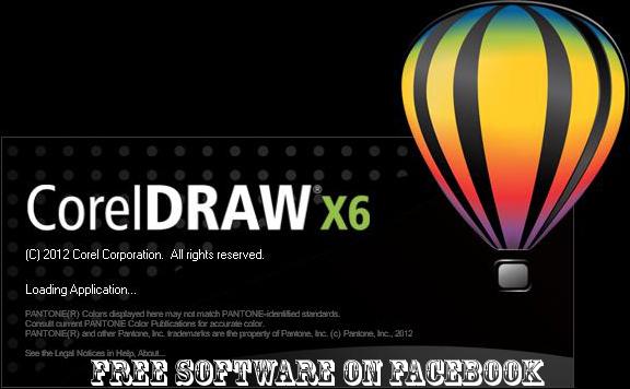 CorelDRAW X6 Graphics Suite - Keygen only - blogspot