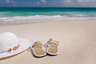 infradito spiaggia mare