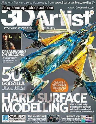 3DArtist Magazine Issue 69 June 2014