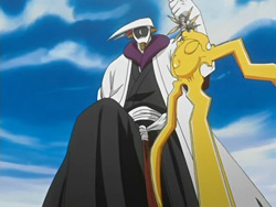 Fan-Fic Bleach: The Light Essence in the Dark 5+-+Shikai