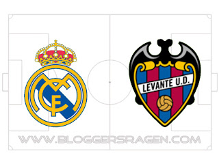 Prediksi Pertandingan Levante vs Real Madrid