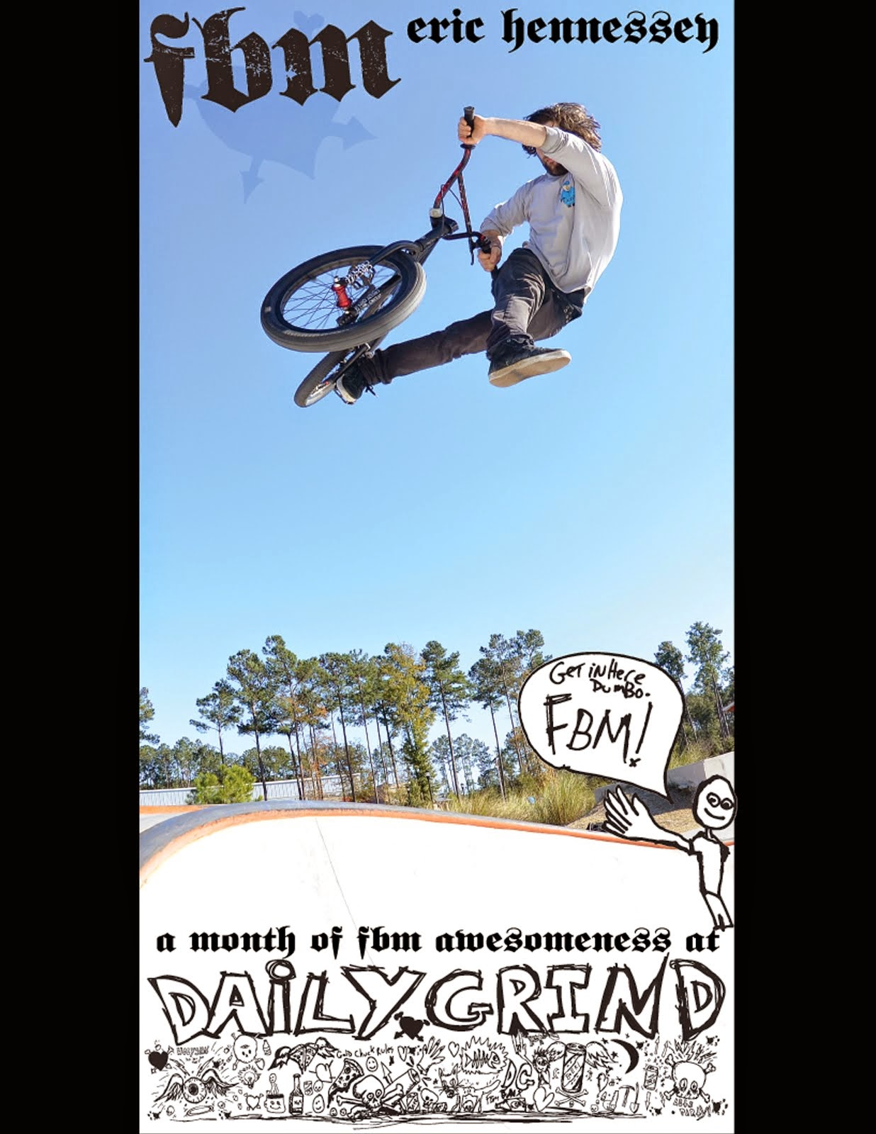 DAILY GRIND BMX AND SKATE SHOP