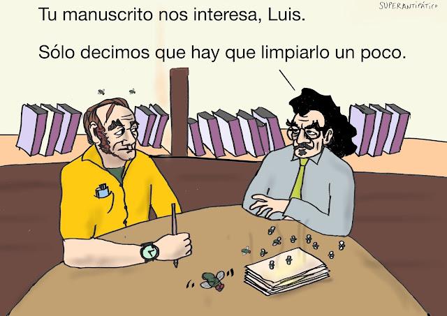 Superantipatico, Juan Aparicio Belmonte