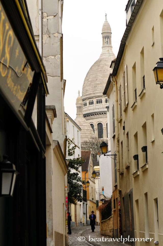 Montmartre - Parigi