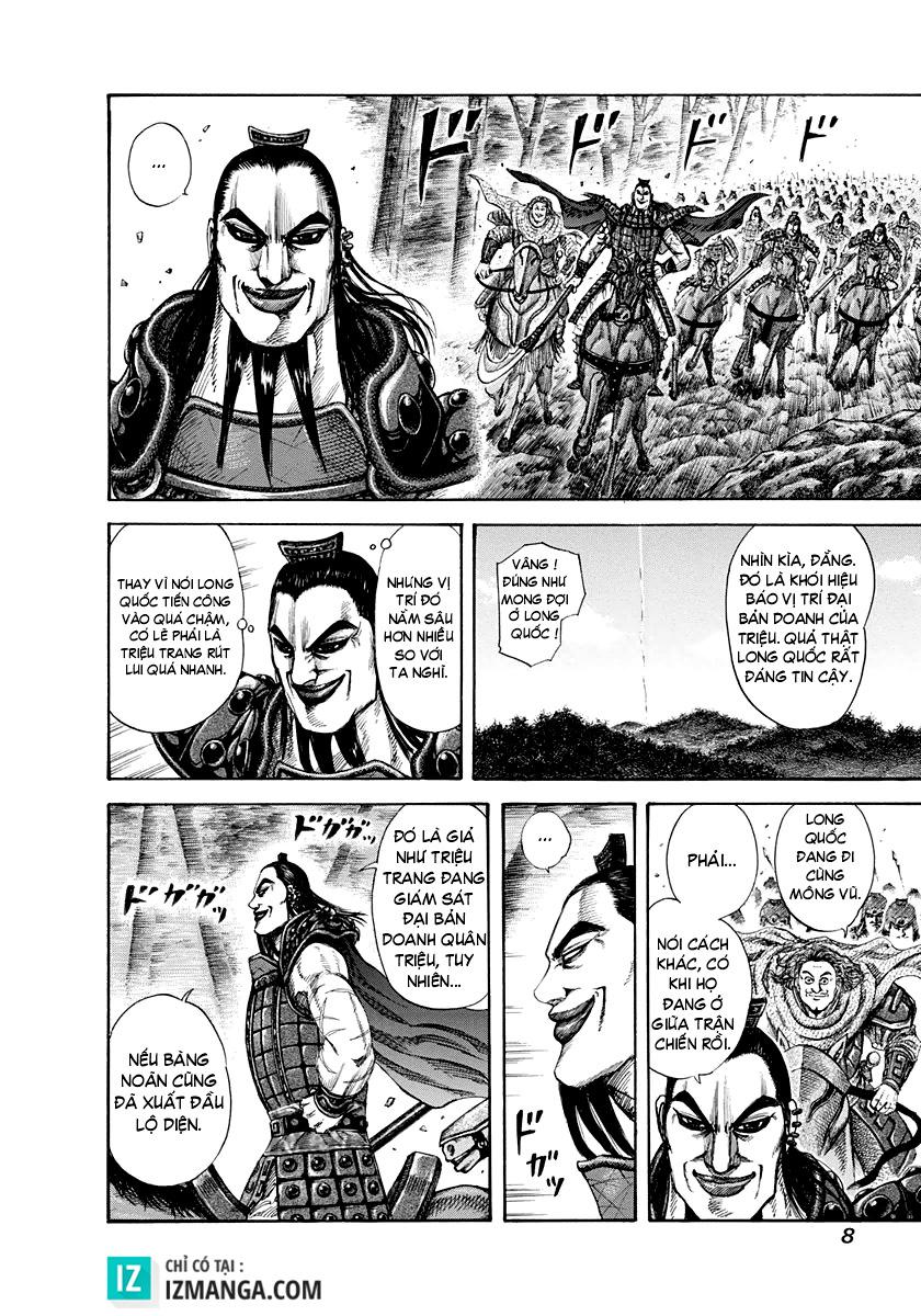 Kingdom - Vương Giả Thiên Hạ Chapter 152 page 8 - IZTruyenTranh.com