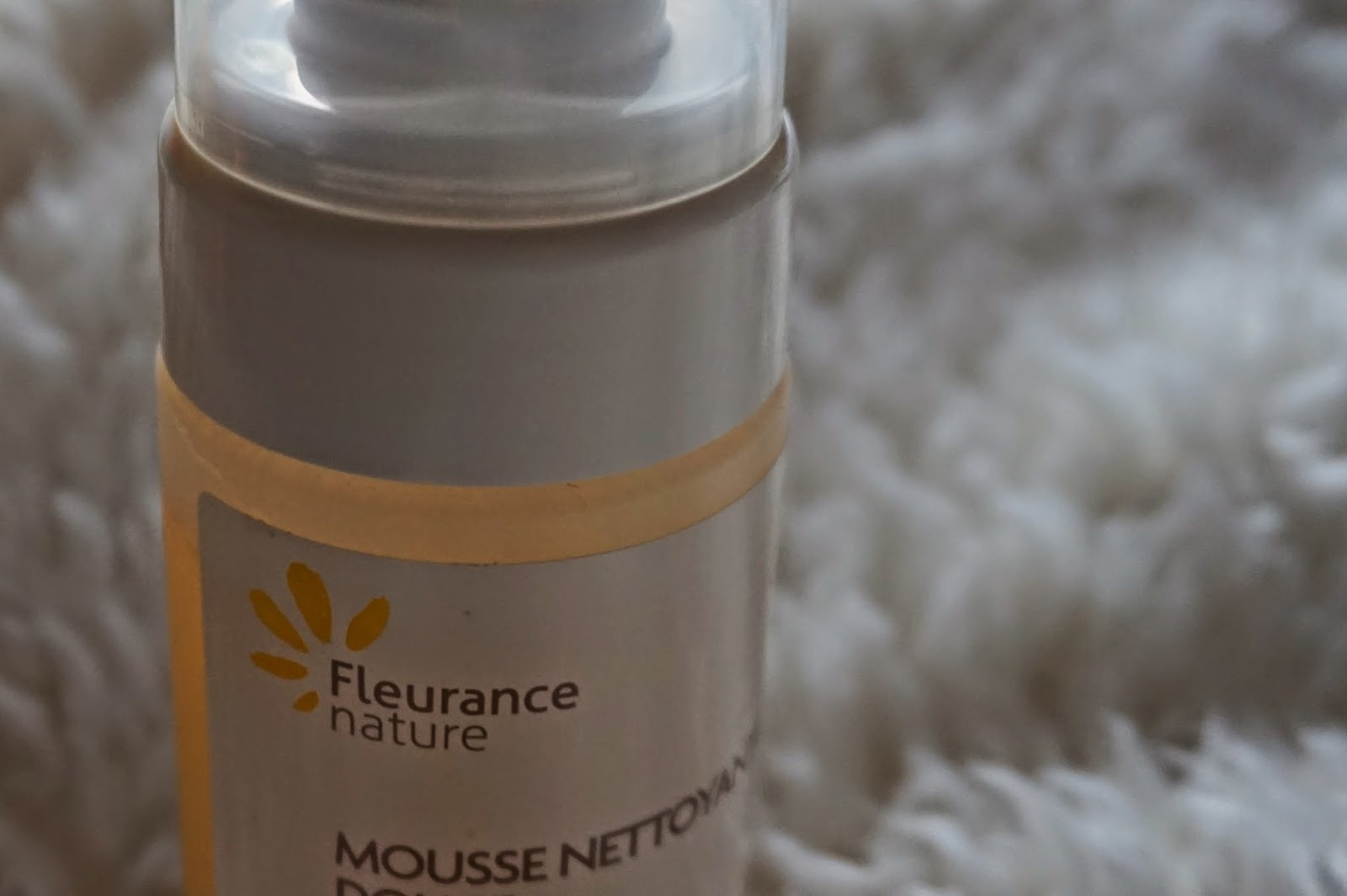 Flavour beans foam everywhere mousse nettoyante douce for Fleurance nature
