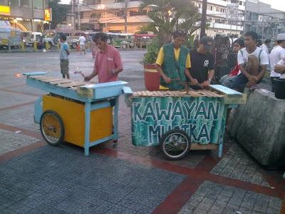 Kawayan Musika or Bamboo Musicians in Manila