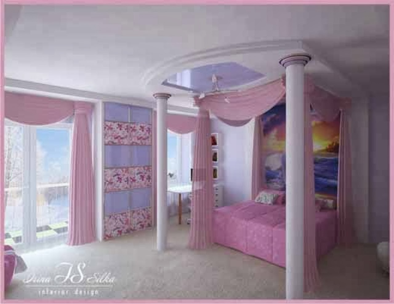 Bedroom ideas for young adults women purple - A Girl S Bedroom Is Her Sanctuary It Is A Space All Her Own In Which Bedroom Decorating Ideas For Young Adults Bedroom Ideas For Young Women Buzzle Web
