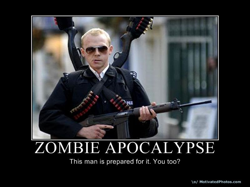 How can i begin my zombie apocolypse essay?