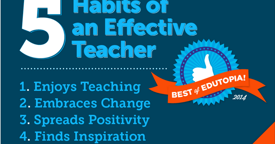 11 Traits of Effective Teachers