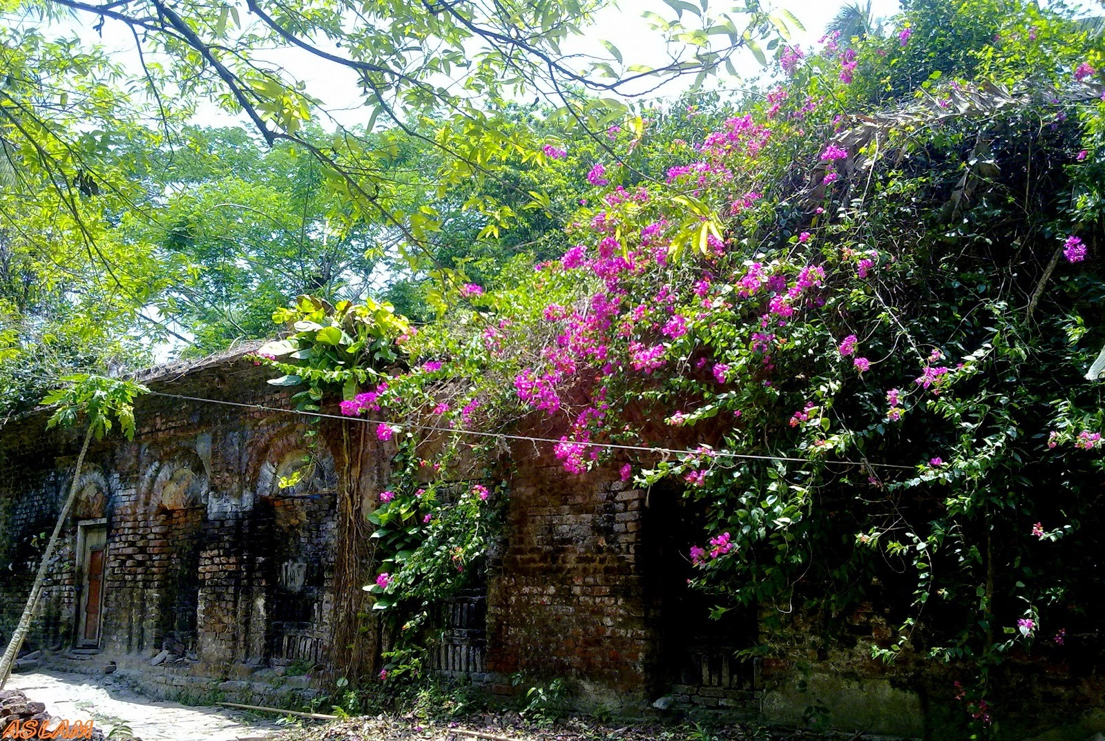 old building in Khulna