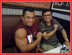 Mr Asia dan Mr Universe 2012 Sazali Samad harta negara Bermutu Tinggi dan Berkualiti