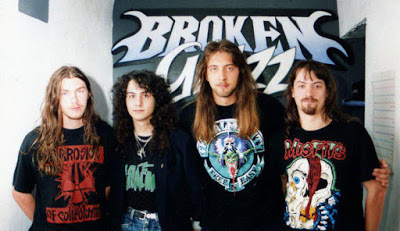 intervista: broken Glazz