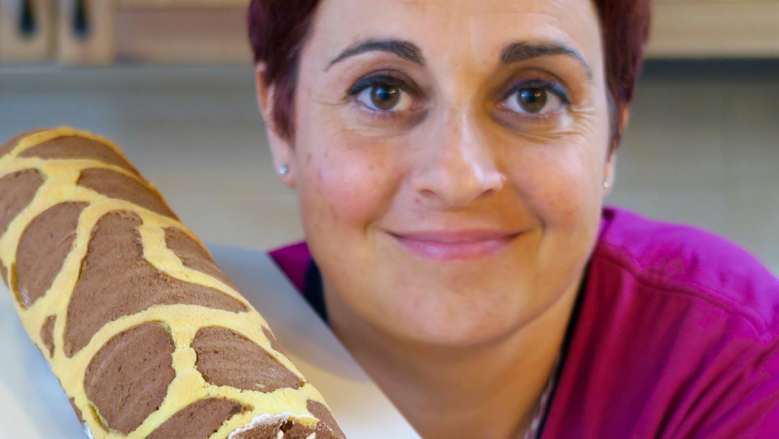 Fatto in casa da benedetta torta giraffa giraffe cake for Fatto in casa da benedetta 2