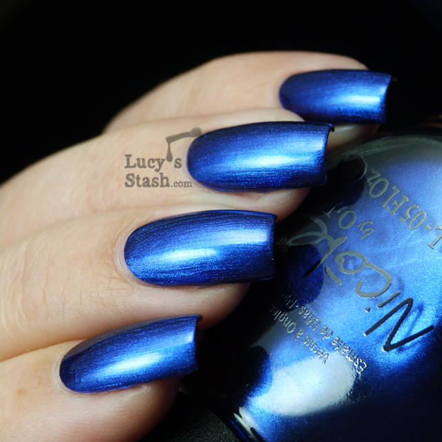Lucy's Stash - Nicole by OPI What's The Mitch-uation?