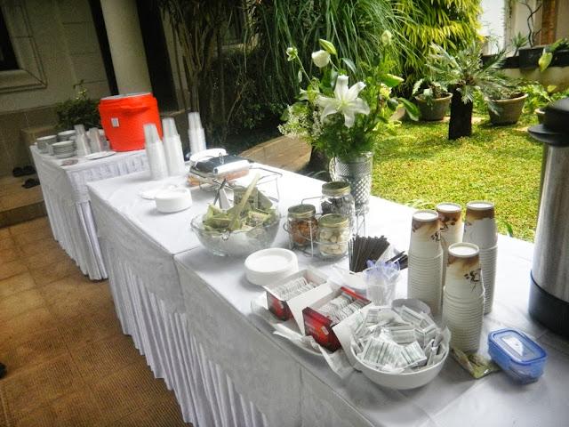 catering di daerah depok