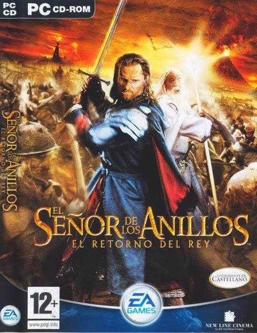 El Señor De Los Anillos - El Retorno Del Rey Español