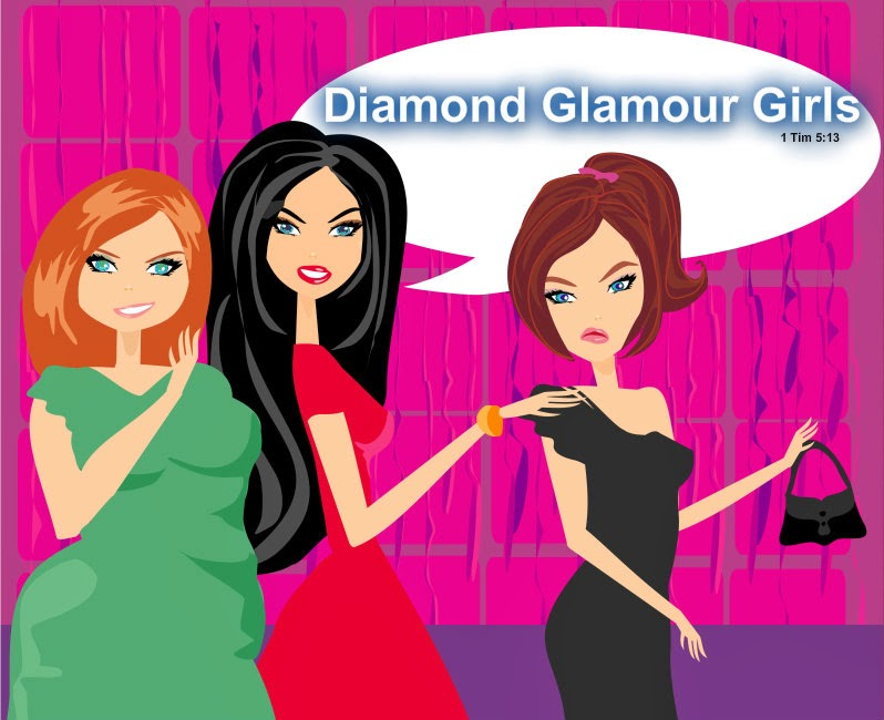 Diamond Glamour Girl's Blog Gossip ©™