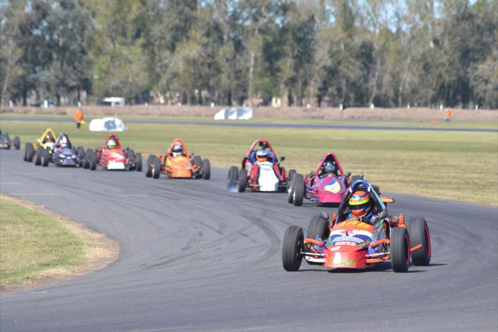 Circuito Udem : Competicion de mayo próxima cita la fórmula a