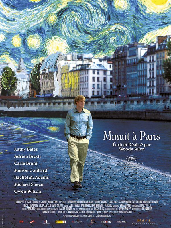 bande-annonce Midnight in Paris avec Carla Bruni