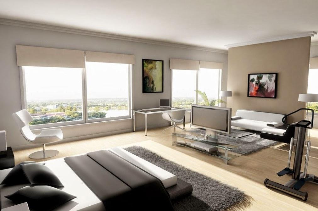 Modern Bedroom Interior Design Ideas #17