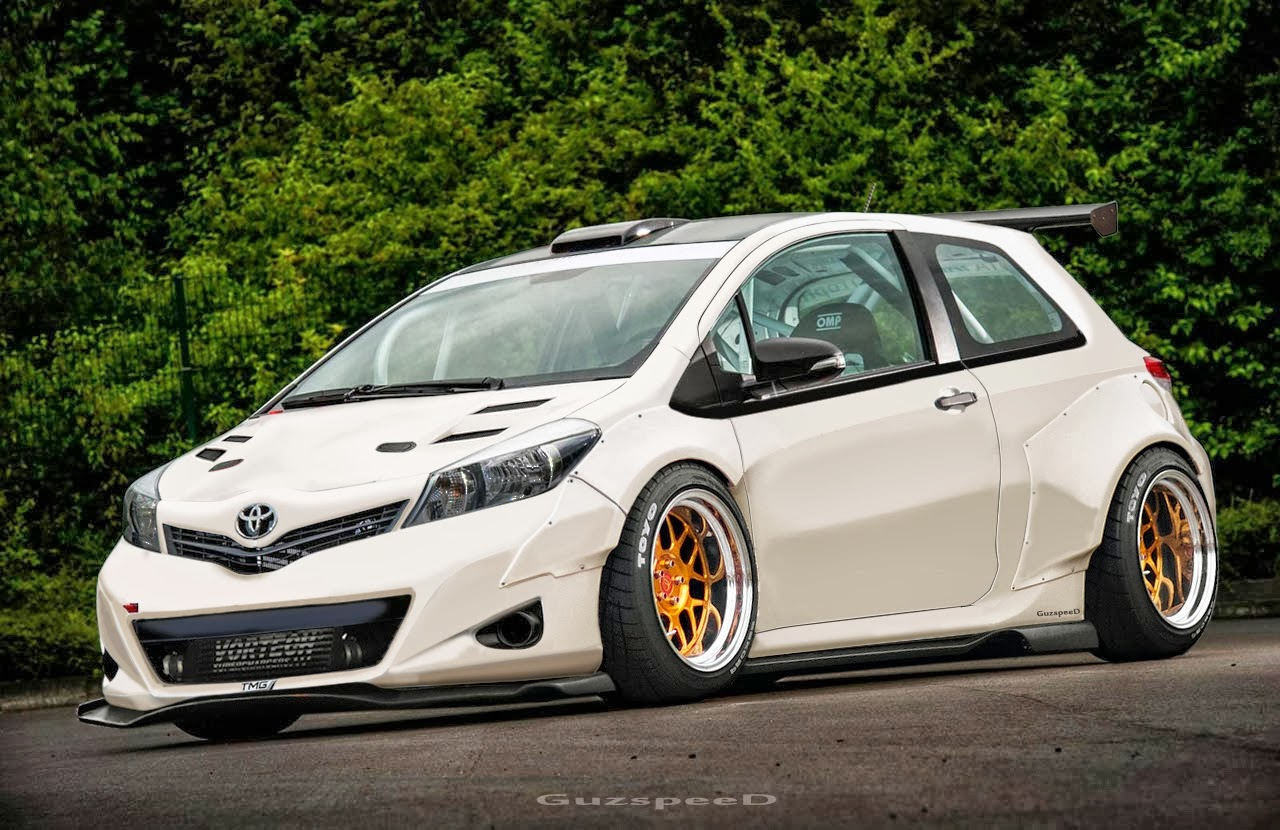 Modifikasi Yaris Foto Modif Toyota Yaris
