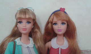 Las Barbies de Mercedes